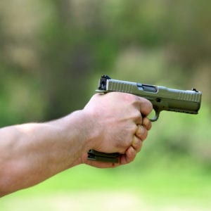 Military Discount Permit to Carry Class